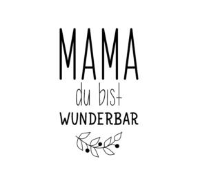 Muttertag - 9. Mai